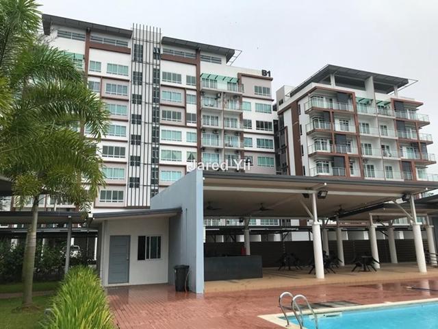 P' Residence, Taman Desa Wira, Kuching