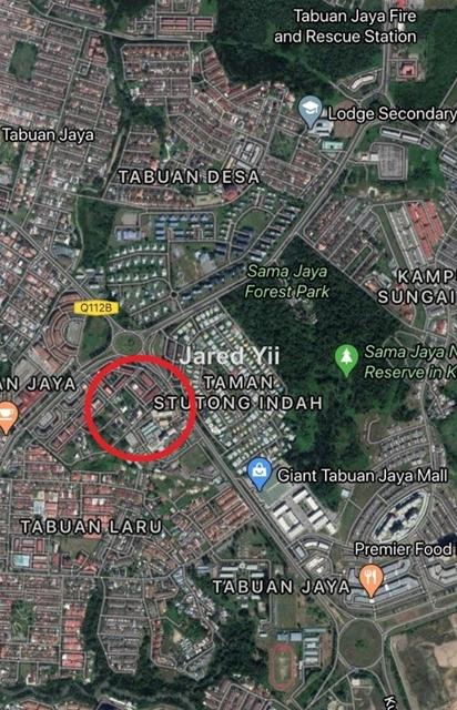 Stutong 2units of 4 Storey Shoplot and Hotel business, Kuching