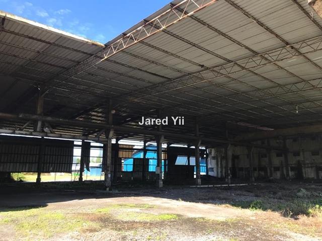 Bintawa 2acre Warehouse lot for sale, Kuching