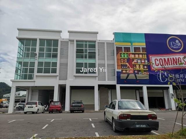 Serian Piazza 3 Storey Shophouse, Kuching