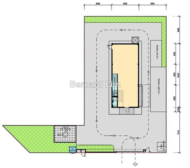 Rapid City Center, Petronas Rapid, Dialog Rapid, Sungai Renggit, Desaru, Pengerang