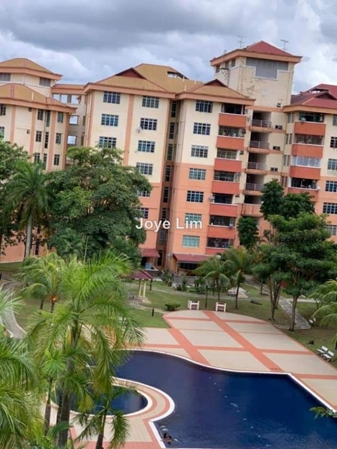Villa Bestari Apartment, Taman Nusa Bestari 2, Iskandar Puteri (Nusajaya)