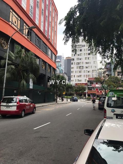 Jalan Alor,Tengkat Tong Shin, KL City