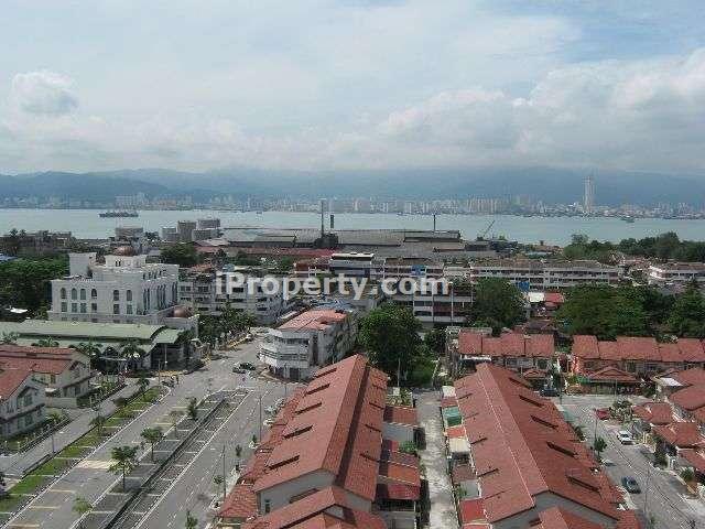 Penang Island view