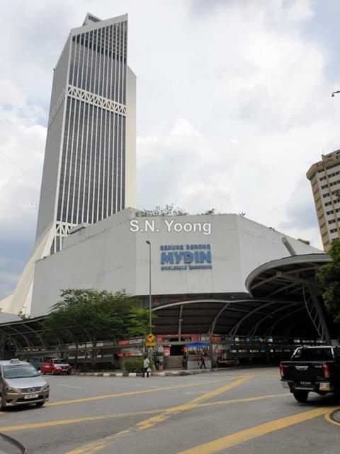 Jalan Silang 5 Storey Building Opposite Wisma Maybank, KL City