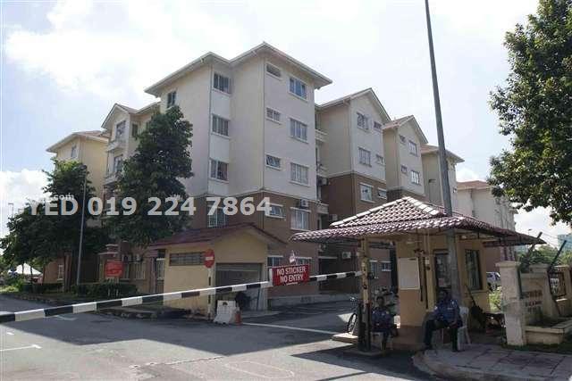 Sri Ara Apartments Corner Apartment 3 Bedrooms For Rent In Ara Damansara Selangor Iproperty