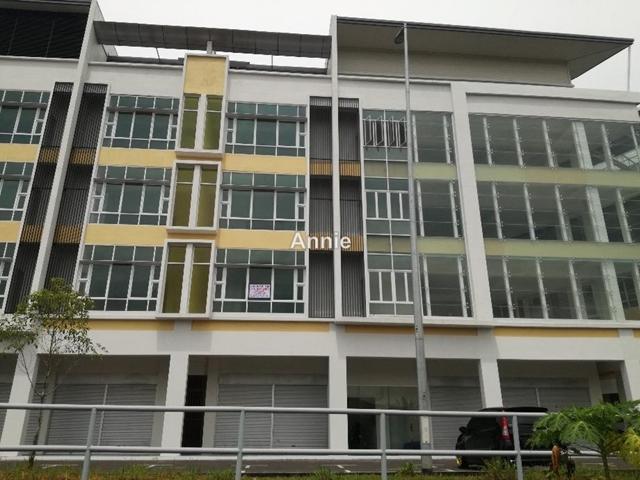BDC Cha Yi Goldland, Kuching