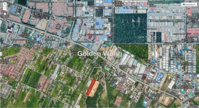 3.78 Acres Land @ Batu 6, Jalan Kapar off Jalan Lapis 2, Taman Sementa Indah, Kapar, Meru, Klang, Kapar