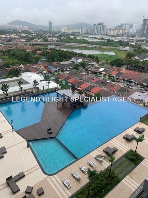 Legend Heights, Kepong