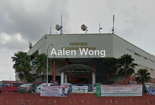 Kompleks Puchong Perdana, Taman Puchong Perdana, Puchong