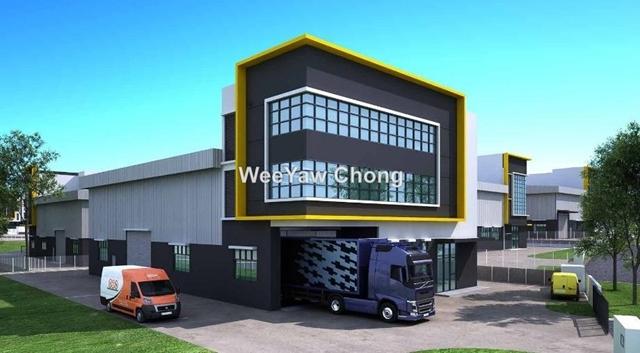 Factory (Detached) - SIME DARBY PROPERTY XME BUSINESS PARK, NILAI IMPIAN, Nilai