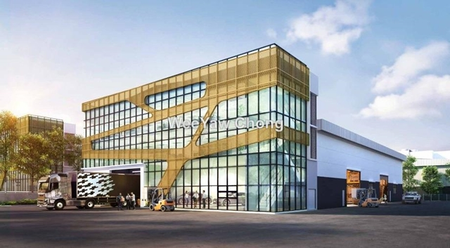 Factory (Detached) - SIME DARBY PROPERTY XME BUSINESS PARK, NILAI IMPIAN , Nilai