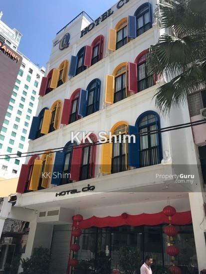 Jalan Trus 4 Storey Shoplot For Sale, Johor Bahru