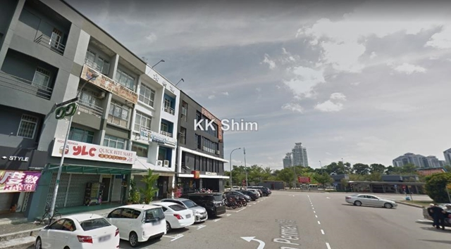 Permas 10 same row with MCD High ROI shoplot For Sale, Johor Bahru