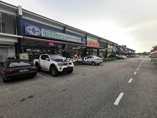 NUSA BAYU SINGLE STOREY SHOPLOT, Gelang Patah