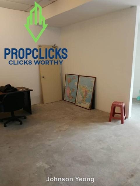 Second Floor Shop Office, Paya Terubong