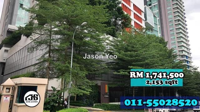 Verticas Residensi, Bukit Ceylon, Bukit Bintang