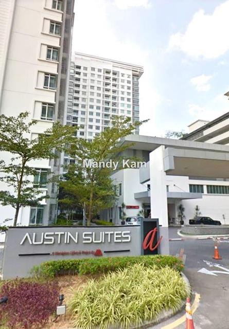 Austin Suites (Permata Austin), Tebrau