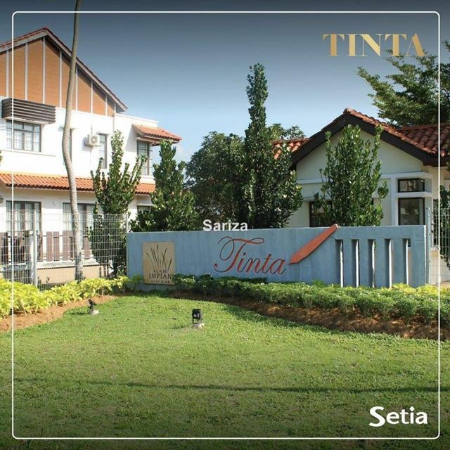 TINTA, ALAM IMPIAN, Shah Alam