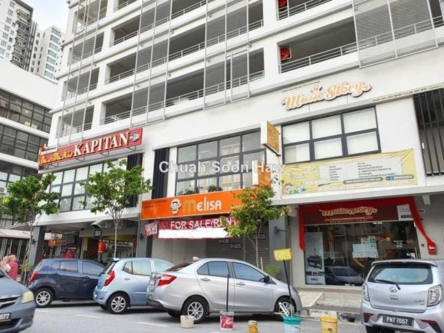 Bayan Baru Promenade First Floor Office Visible From Road, Bayan Baru
