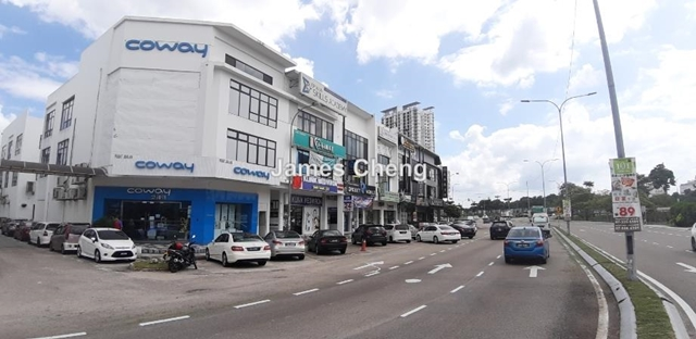 Bukit indah Main Road Shop for Sale, Bukit indah, Iskandar Puteri (Nusajaya)