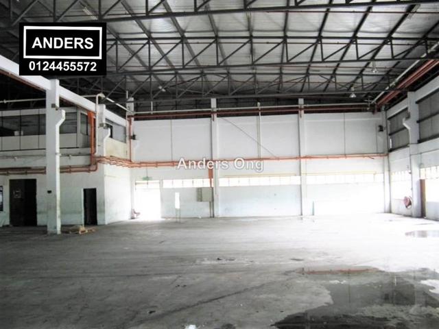 Kawasan Perindustrian Bukit Minyak Industrial Estate, Bukit Minyak