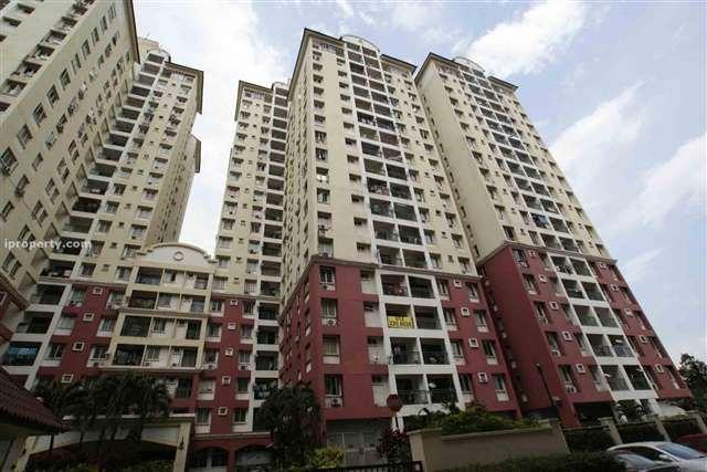 South City Condominium (Perdana Selatan), Taman Serdang Perdana, Seri Kembangan