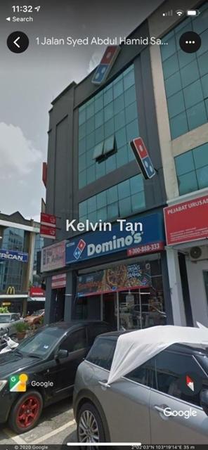 4 storey shop, Kluang centra, Kluang