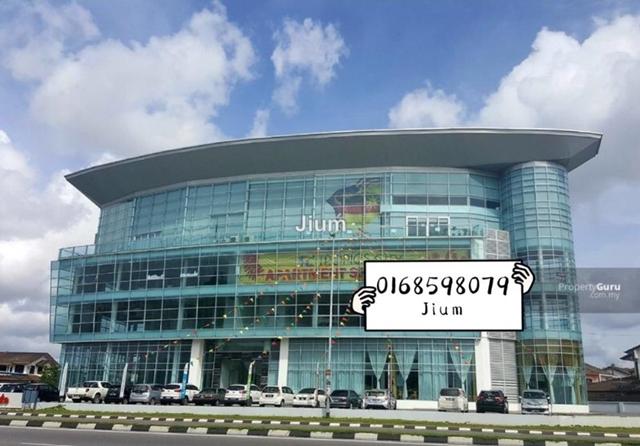 RCW Corporate Building beside Cityone Megamall, Kuching
