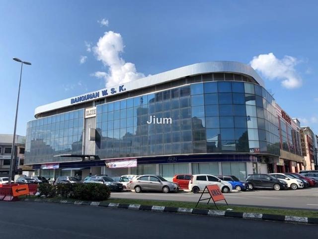 Jalan Abell Office Building Padungan, Kuching