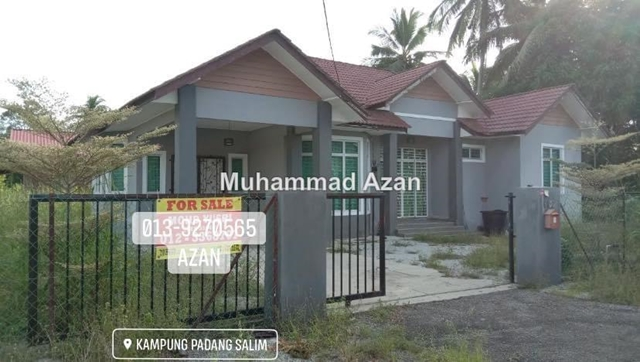 BANGLO PDG SALIM PERINGAT, Kota Bharu