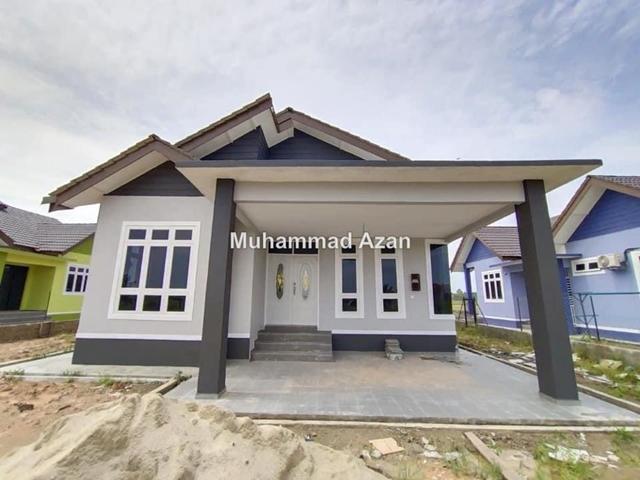 BANGLO MODEN & MAMPU MILIK KG BUDI KEDAI LALAT, Kota Bharu