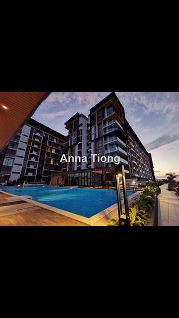 HK Square Apartment, Kuching