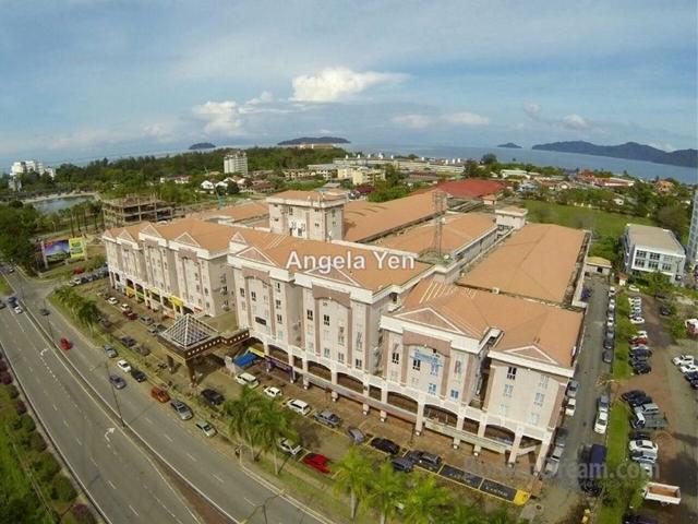 Plaza Tanjung Aru, Kota Kinabalu