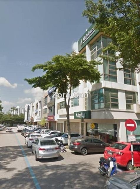 Taman Ponderosa 3storey Shop, Johor Bahru