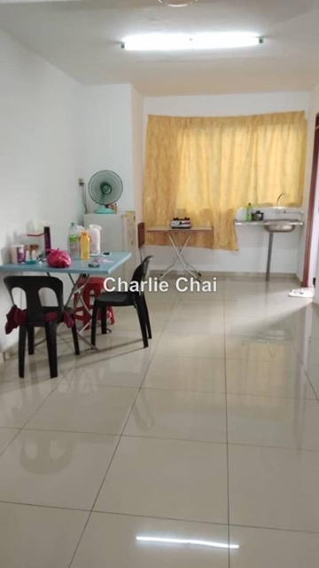 Flat Taman Ungku Tun Aminah, Skudai