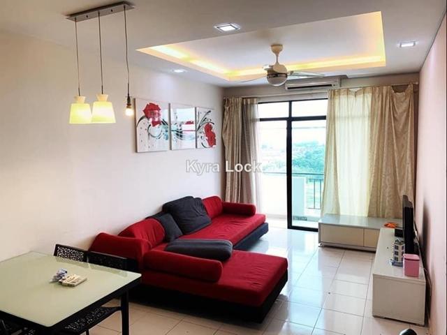 Jentayu Residensi @ Tampoi, Johor Bahru