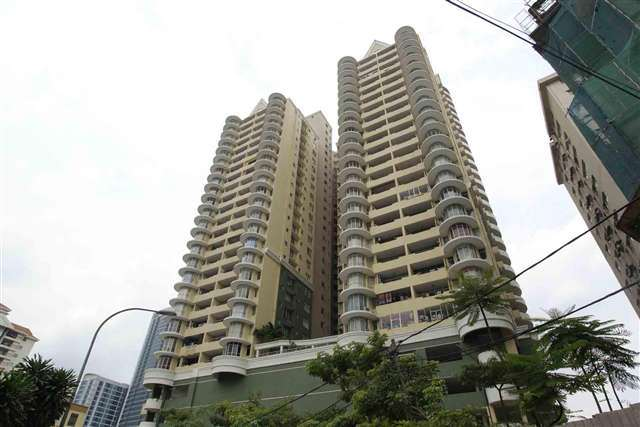 Sri Impian Condominium, Brickfields
