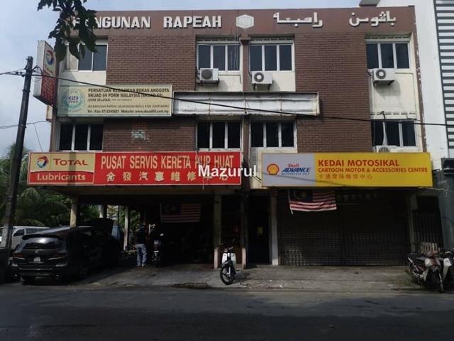 2 Lot Shop Skudai, Skudai