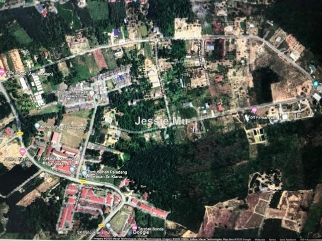 Taman Arawana, Lenggeng