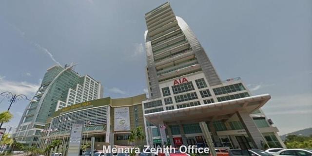 Menara Zenith, Menara Zenith, Office Tower, Kuantan