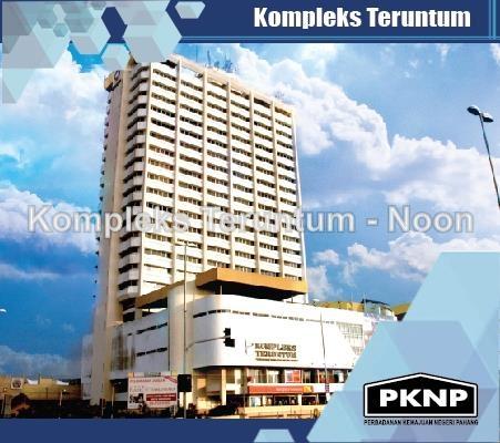 Office Lot Fully Runshied @ Kompleks Teruntum, Kompleks Teruntum, Kuantan