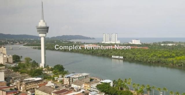 Complex Teruntum, Complex Teruntum, Jalan Mahkota Square, Kuantan