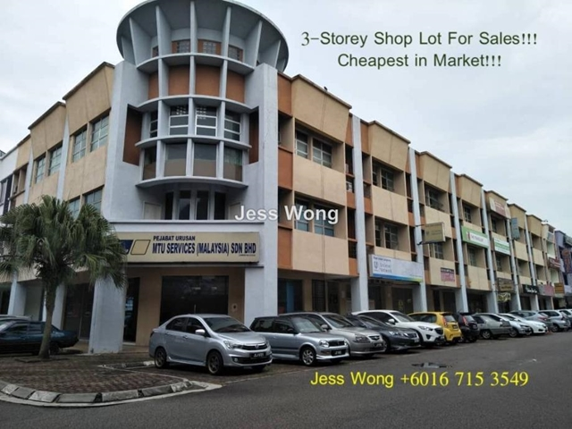 Ground floor, 01 & 02, Bandar Baru Permas Jaya, Johor Bahru