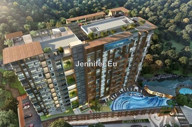 The Enclave, Bukit Tinggi, Bentong