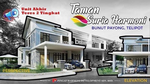 TERES MEWAH TELIPOT, Kota Bharu
