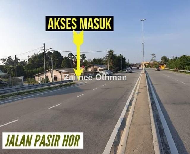 TANAH 20,000 PASIR HOR, Kota Bharu