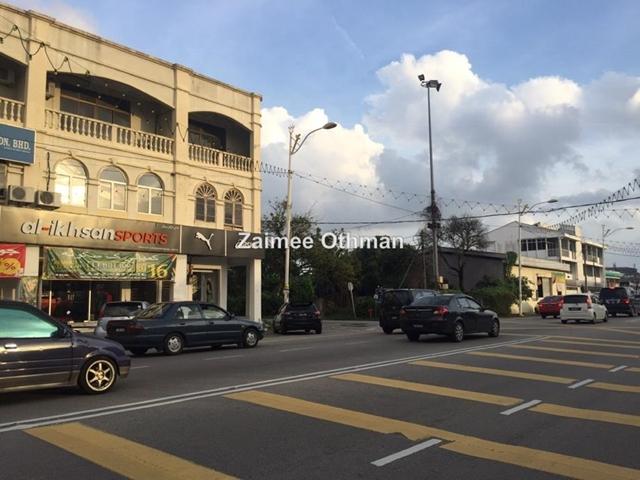TANAH DEPAN ISTANA KOTA LAMA, Kota Bharu