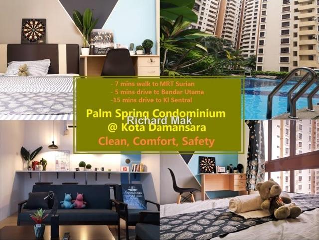 Palm Spring @ Damansara, Kota Damansara