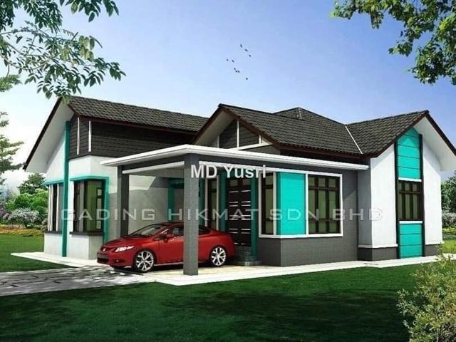 BANGLO DI KG TEMBESU LIMBAT PASIR TUMBUH, Kota Bharu